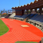 Schools Athletics Activity in Argos Hill 4
