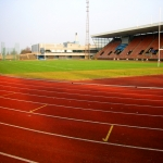 Schools Athletics Activity in Wednesbury Oak 11