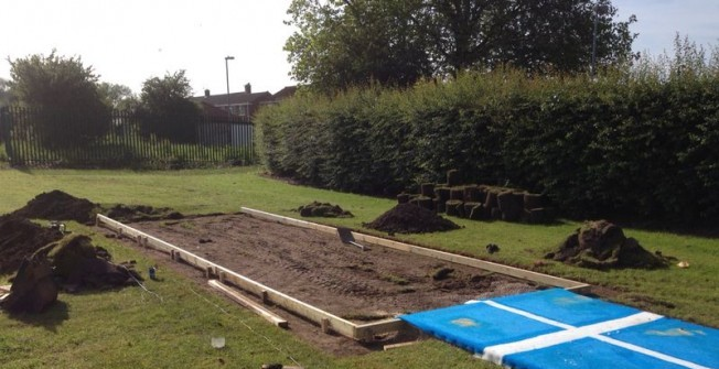 Jumping Track Construction in Ainley Top