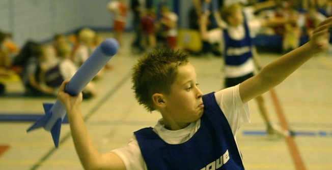 Indoor Javelin Equipment in Thornham