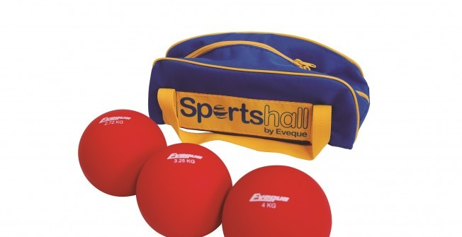 Shot Put Equipment in Arisaig/Arasaig