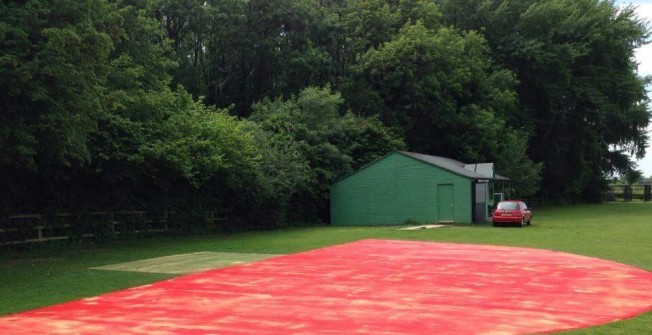 High Jump Surface Installers in Aird /An