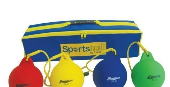 Hammer Throw Equipment in Afon Wen